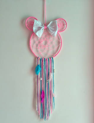 Picture of Minnie Mouse Dreamcatcher