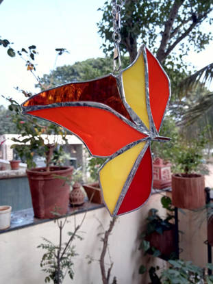 Picture of Leaf Suncatcher