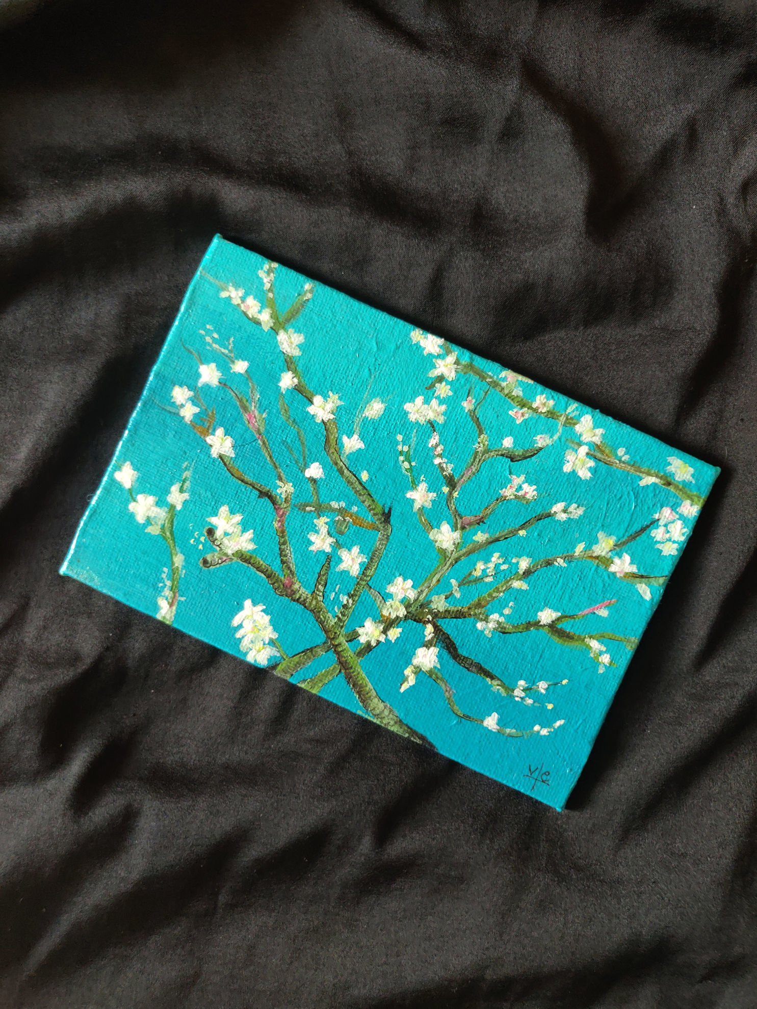 Picture of Almond blossom Painting