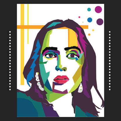 Picture of Personalised Pop Art Portraits