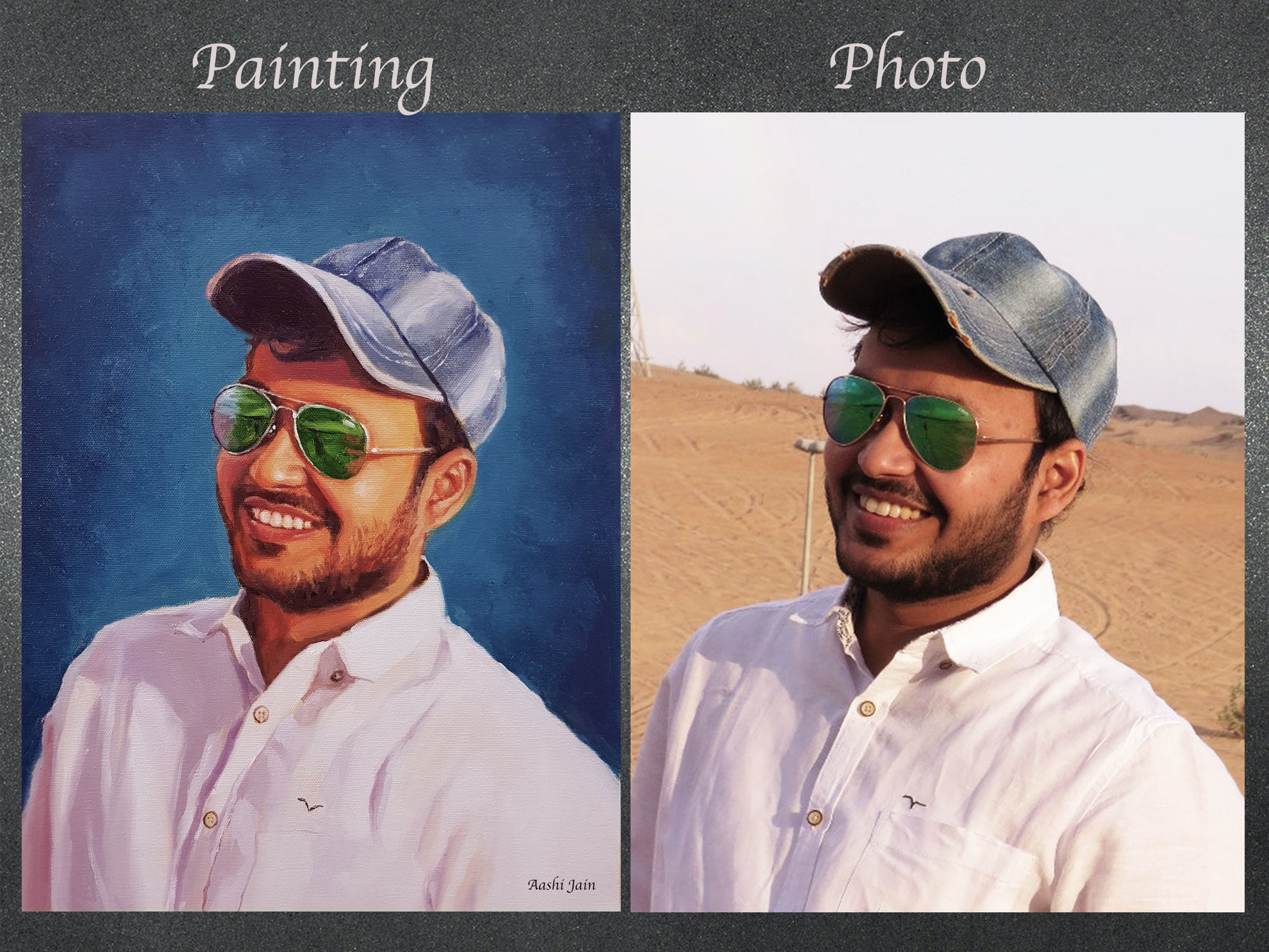 Picture of Oil Paintings on canvas (colored)