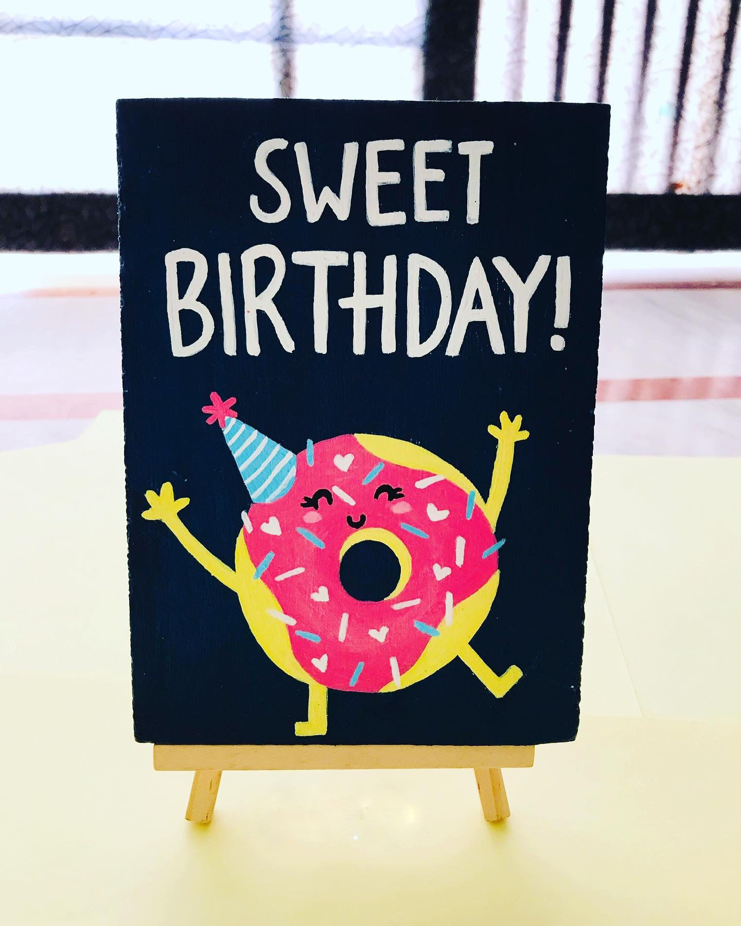 Picture of Sweet Birthday