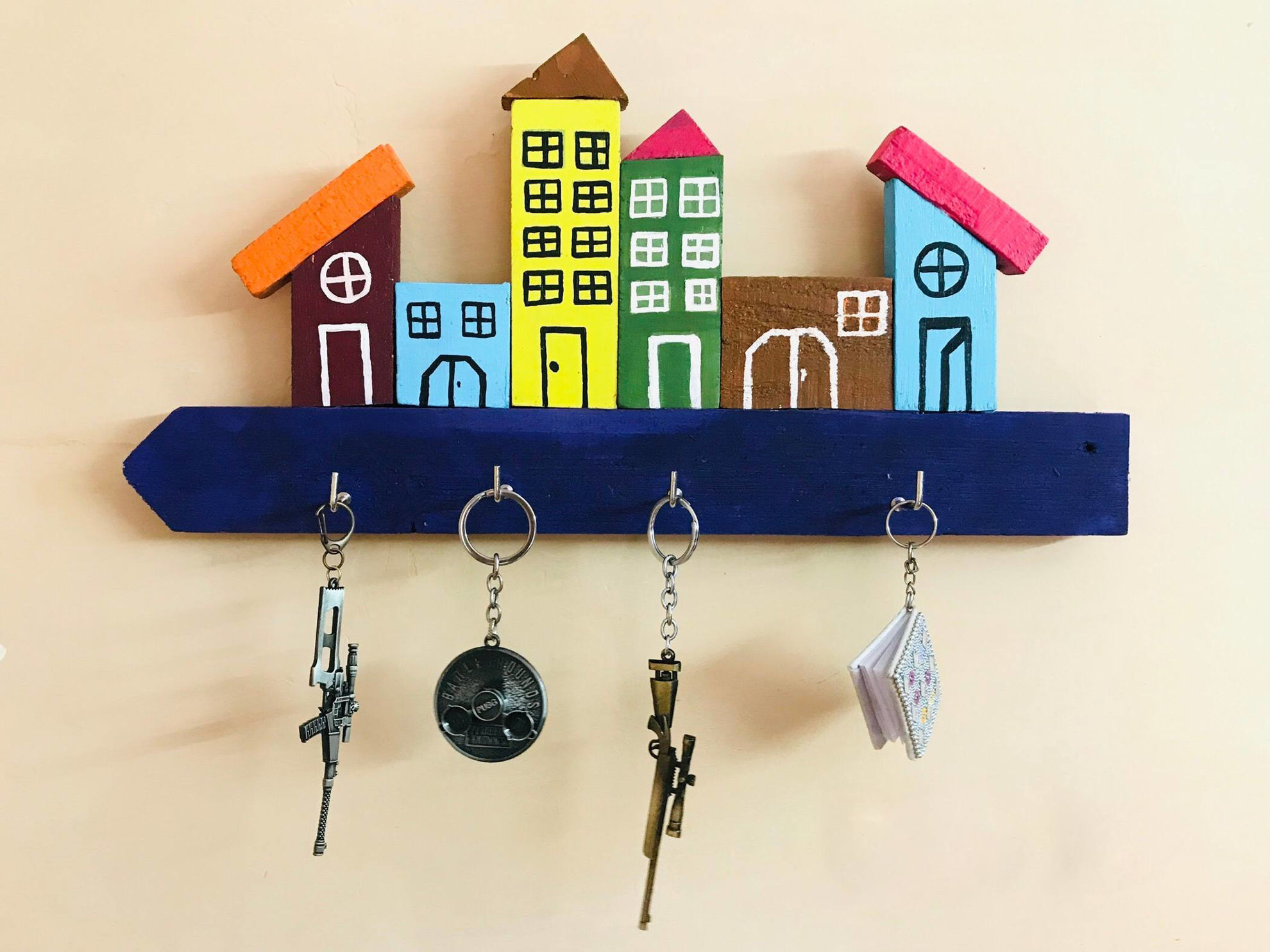 Picture of Tiny House Key Holder