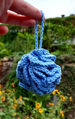 Picture of Crochet Loofa
