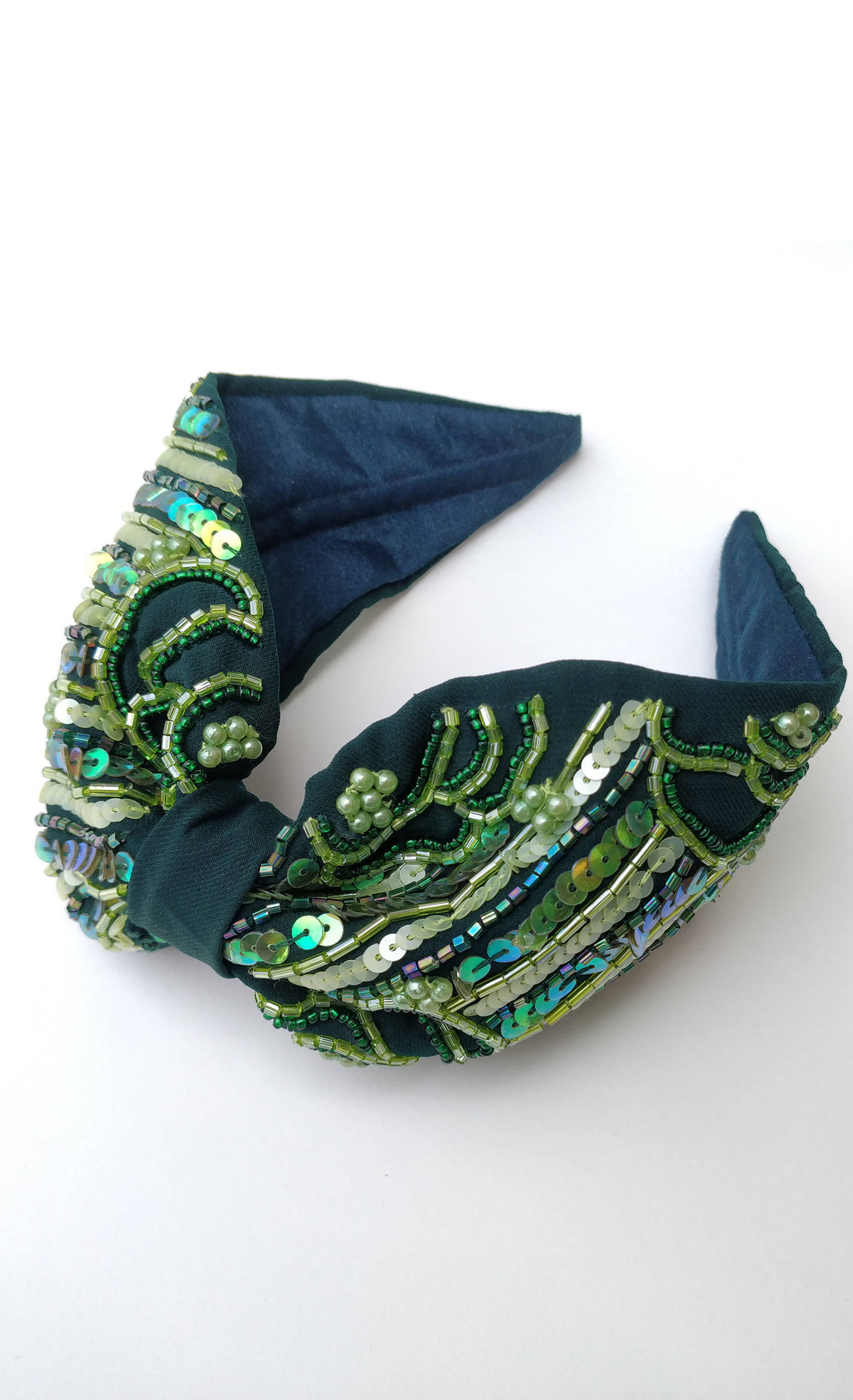 Picture of Pearly Green Hairband