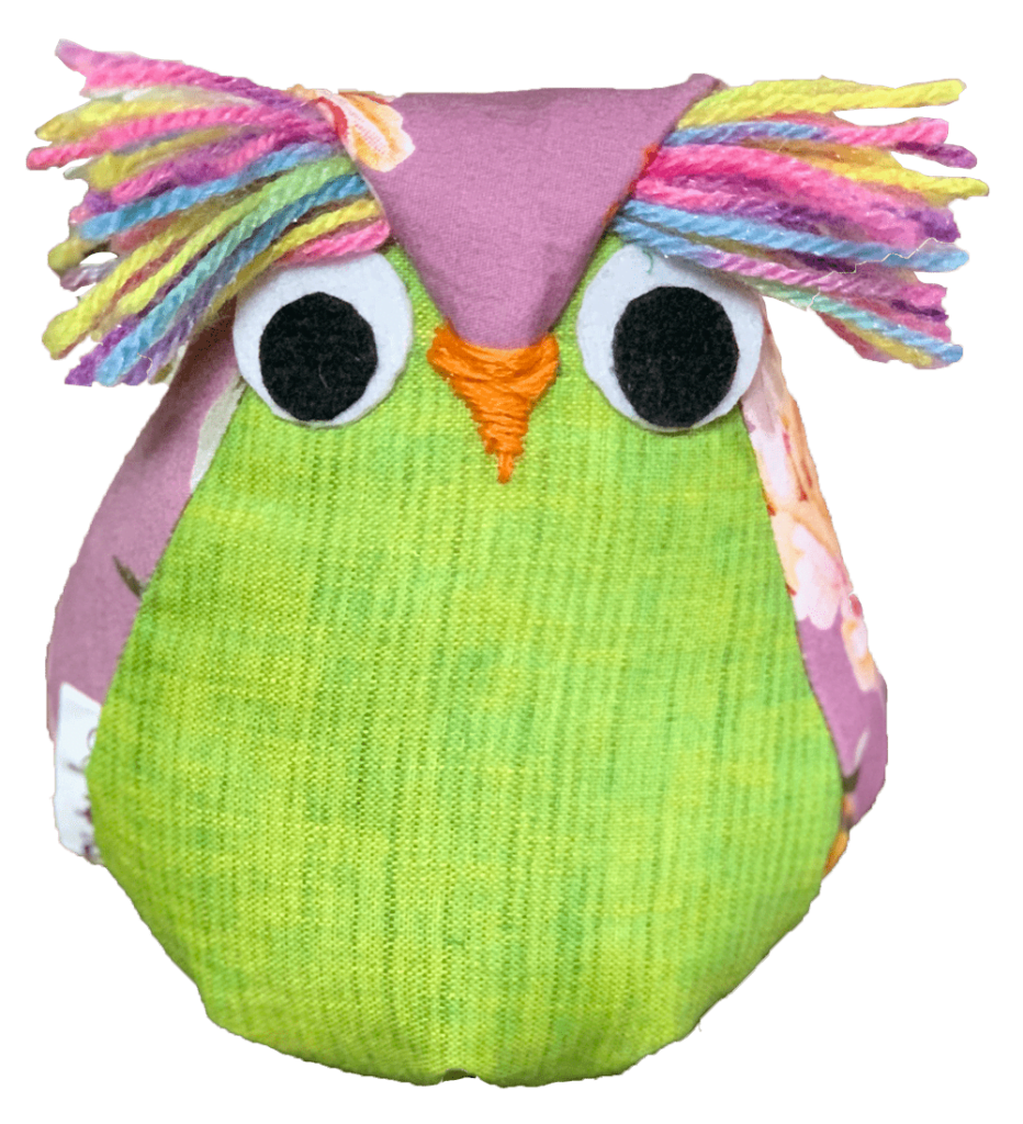 Picture of Owl Soft Toy
