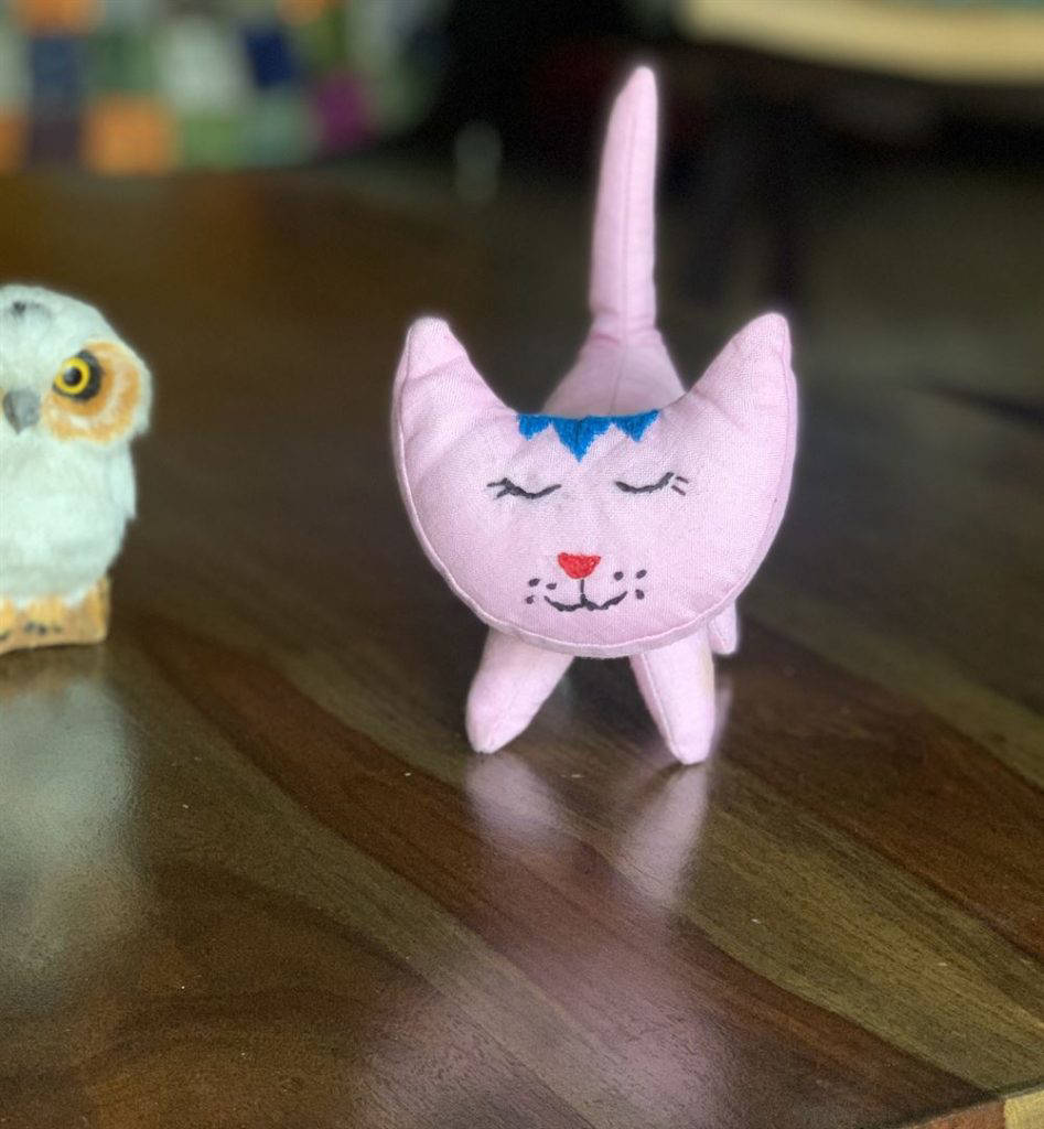 Picture of Cat Soft Toy