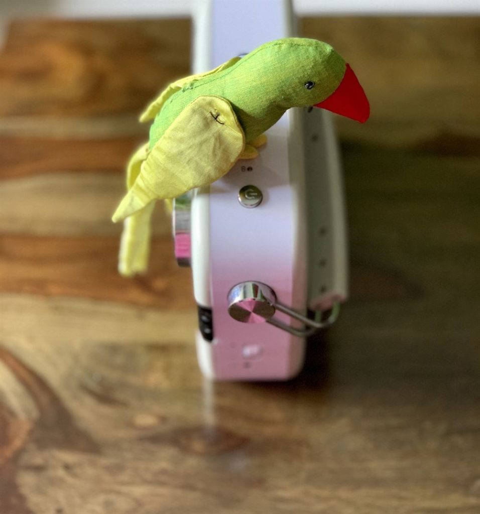 Picture of Parrot Soft Toy