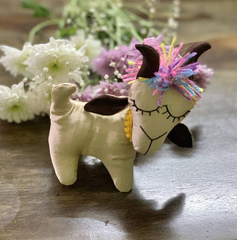 Picture of Garry Goat Soft Toy