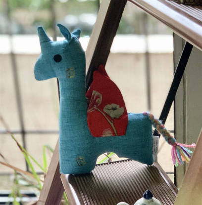 Picture of Unicorn Soft Toy