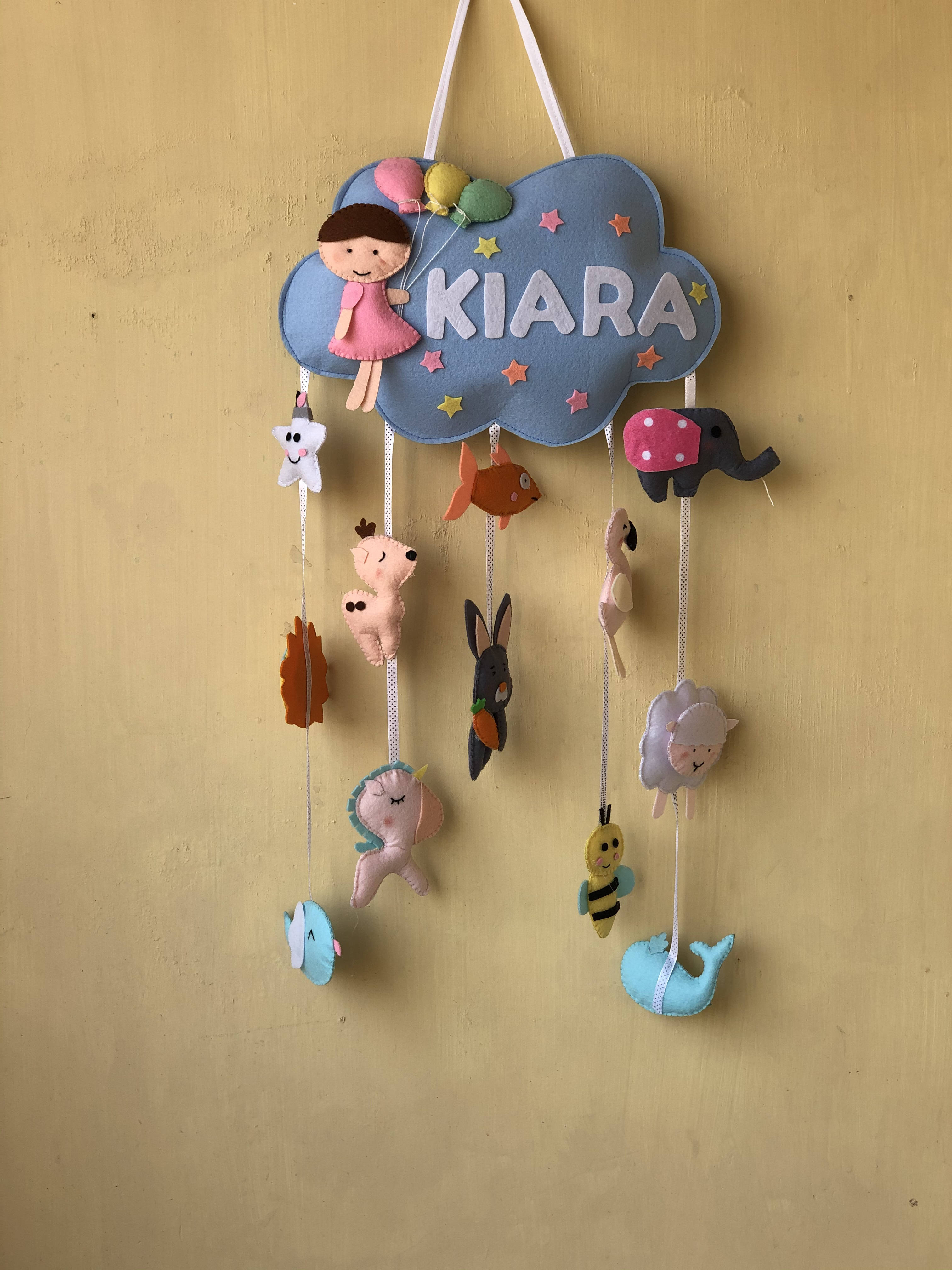 Picture of Cloud Wall Hanging