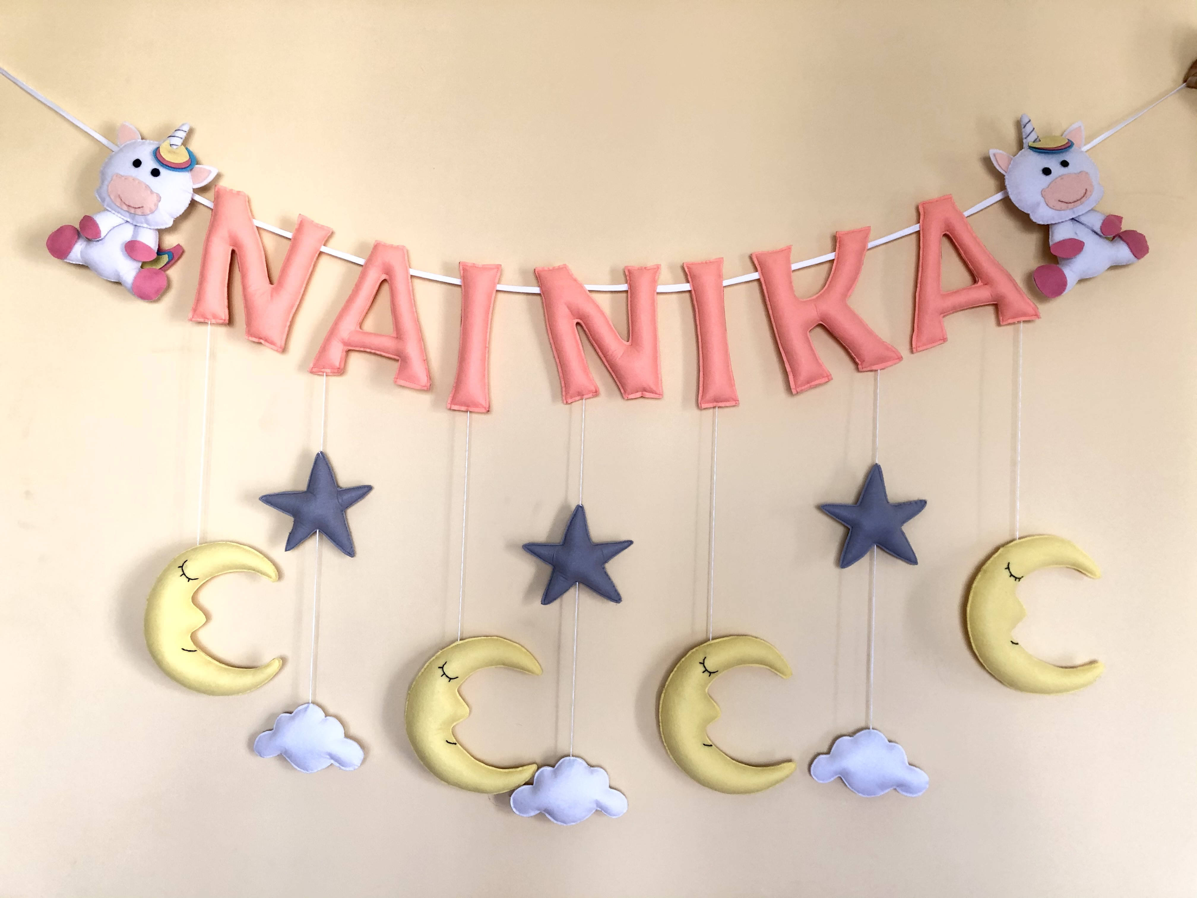 Picture of Dreamy Name Bunting