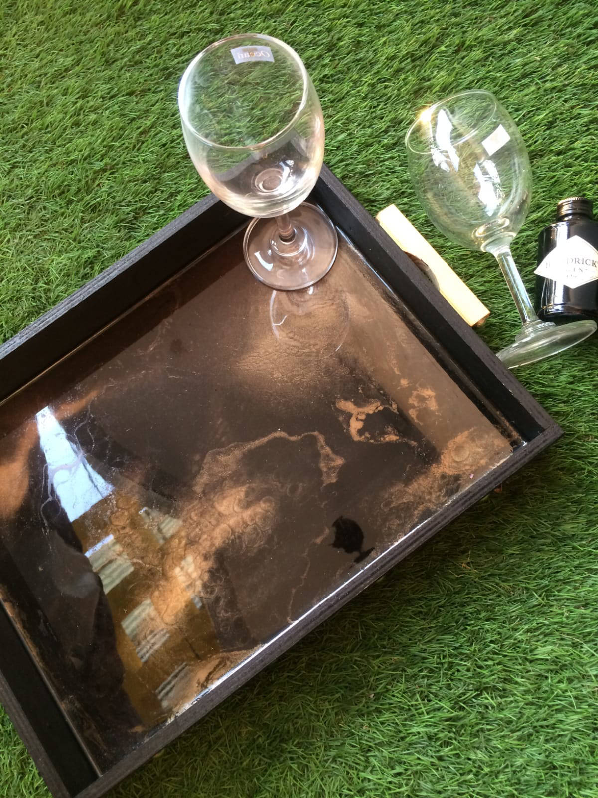 Picture of Resin Serving Tray