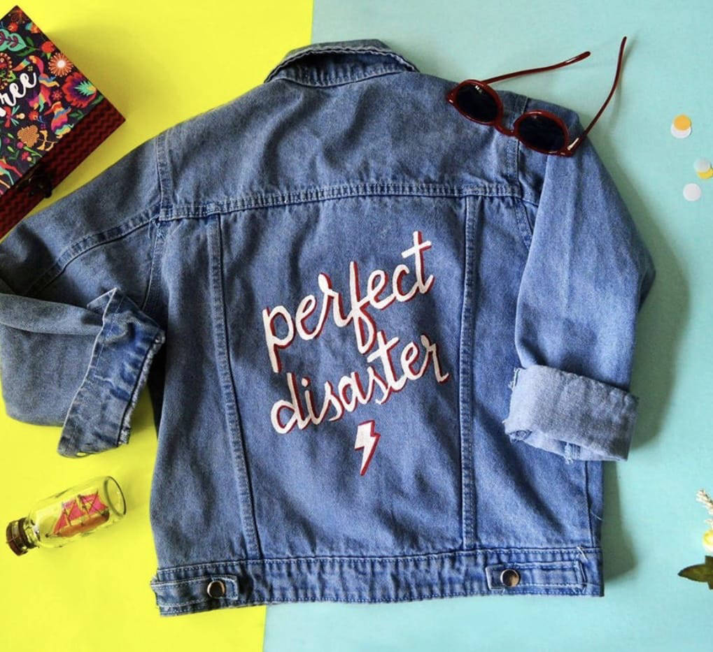 Picture of Perfect Disaster Denim Jacket