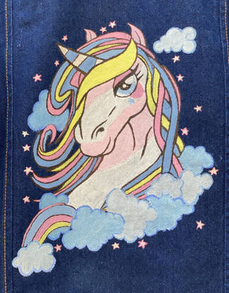 Picture of Whatever Denim Jacket