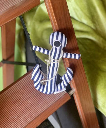 Picture of Anchor Soft Toy