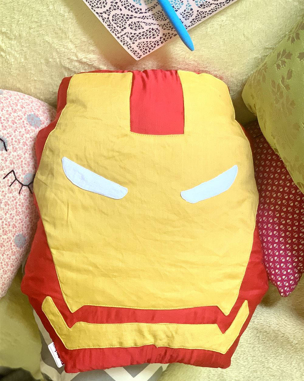 Picture of Iron Man Cushion