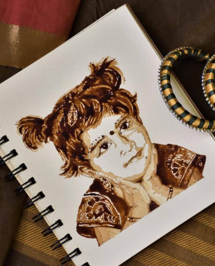 Picture of Coffee Portraits