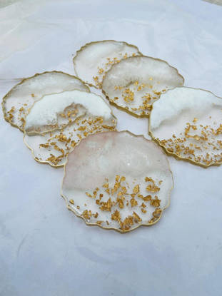Picture of Resin Coasters