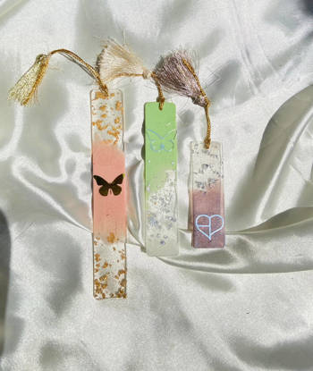 Picture of Resin Bookmarks